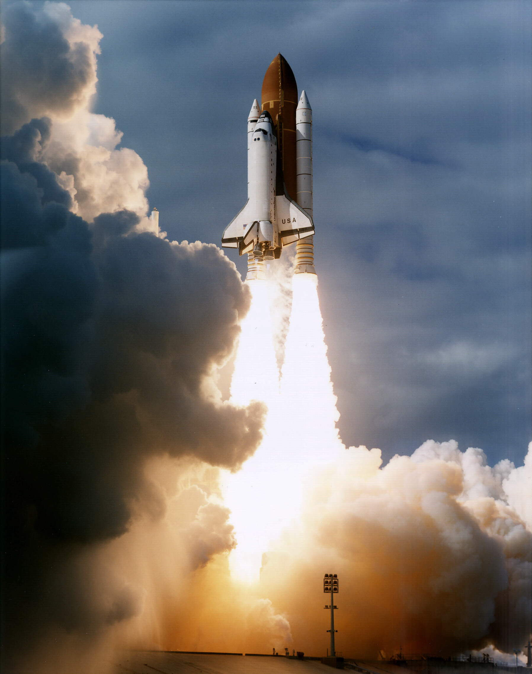 physikx  themenbereich physik  stützt sich eine rakete